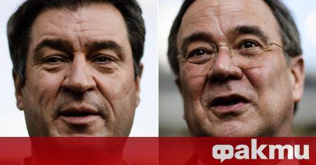 Германците предпочитат Маркус Зьодер за следващ канцлер на Германия, съобщи