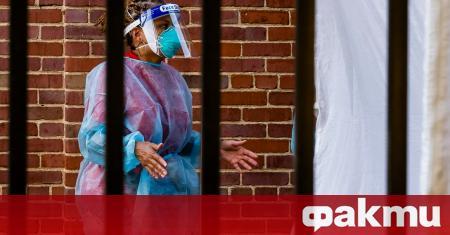 На 9 август броят на заразените с новия коронавирус в