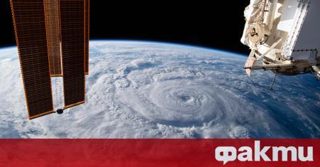 Степента на изтичане на въздух в Международната космическа станция се