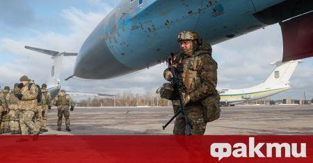 По данни на Службата за сигурност на Украйна (СБУ) край