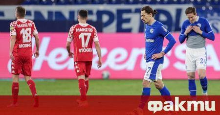 Шалке 04 завърши 0:0 с Майнц 05 в първи мач