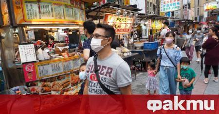 Тайван обяви, че предвид забавянето на пандемията от COVID-19 на