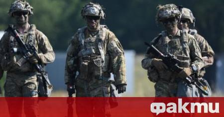 САЩ са разположили допълнителни сили - войници и бронирана техника