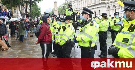 Британската полиция обяви, че разглежда убийството на депутата от Консевративната