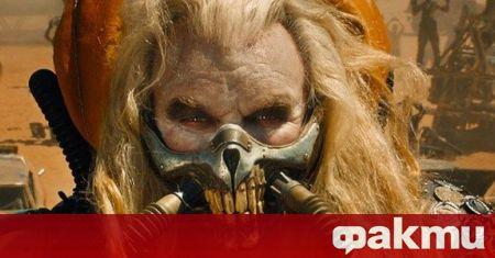 Австралийският актьор Хю Кийс Бърн, изпълнил ролята на Безсмъртния Джо