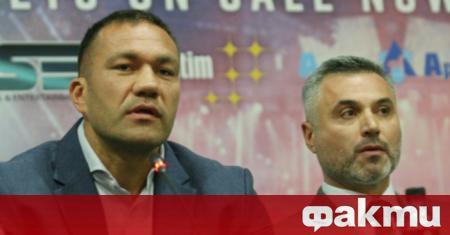 Втори боксов мегаспектакъл ще се състои в Пловдив в рамките