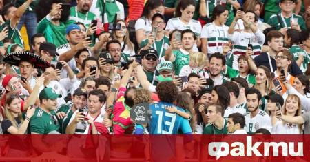 Футболният сезон в Мексико бе анулиран и за първи път