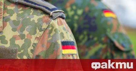 Германската министърка на отбраната Анегрет Крамп-Каренбауер нареди частично разформироване на