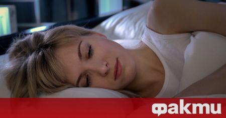 По време на сън човек може да остане извън нашата