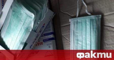 Варненец открадна предпазни маски за 20 000 лв., съобщават от