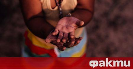 Почти апокалиптични кадри от опустошените от сушата райони на Мадагаскар