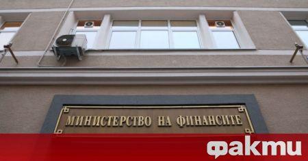 Финансовото министерство публикува указания за счетоводното отчитане на държавните помощи