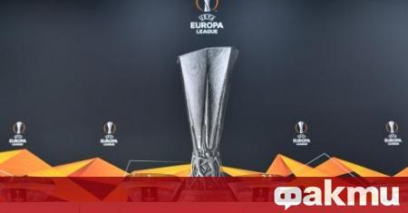 Крайни резултати на мачовете от Лига Европа, започнали в 22