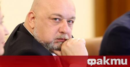 Министърът на младежта и спорта Красен Кралев изрази своето задоволство