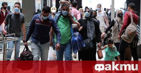 Египетското здравно министерство съобщи днес за рекорден брой заразени и