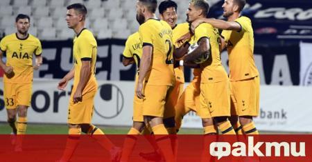 Британските медии отбелязаха колко трудно Тотнъм елиминира Локомотив (Пловдив) след