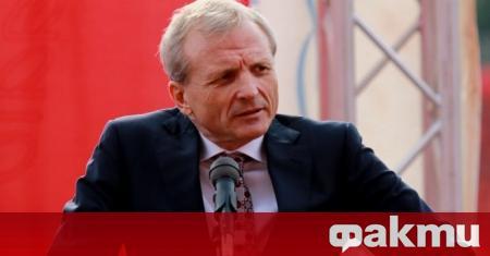 Силният човек в ЦСКА Гриша Ганчев е проследил тренировка на