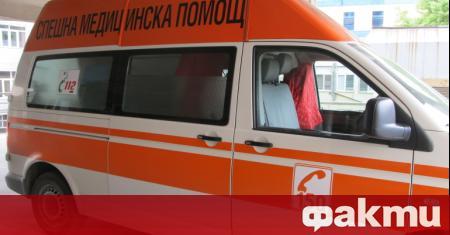 Жена изпусна детето си през прозореца на хотелската стая във