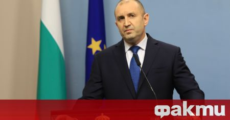 Президентът Румен Радев почете паметта на жертвите на Холокоста. Днес