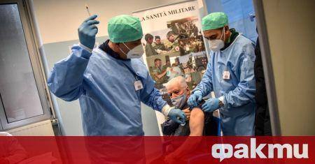 Затягане на санитарните и епидемиологичните мерки ще има в Ломбардия