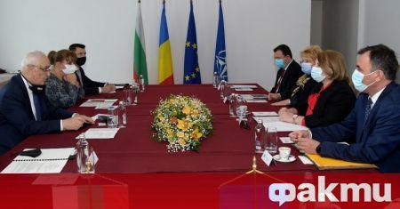 Заместник-министърът на отбраната Атанас Запрянов проведе днес, 18 март, в
