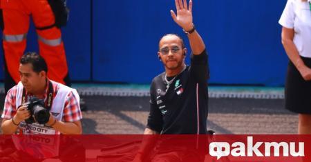 Звездата на Mercedes във Формула 1 Люис Хамилтън разказа за