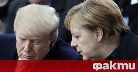 Германският Християндемократически съюз, водеща политическа сила в управляващата коалиция, изрази
