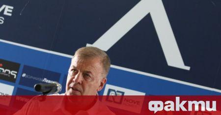 Борислав Кьосев е новият старши треньор на Спортист (Своге), обявиха