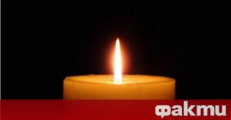 Днес в 18:00 ч. след тежко боледуване от COVID-19 почина