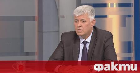 Главният секретар на президента Димитър Стоянов е с положителен тест