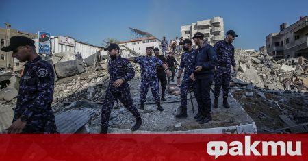 160 израелски самолета, танкове и оръдия засипаха с огън ивицата
