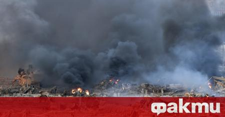 Няма данни за пострадали български граждани при взрива днес в