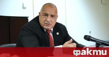 Към момента премиерът Бойко Борисов изпълнява работните си задължения и