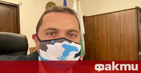 Кметът на Русе Пенчо Милков се е заразил с коронавирус.