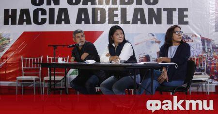 Кандидатите за държавен глава на Перу отправиха твърдения за нарушения