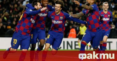Каталунският Барселона ще отчете загуби в размер на около 100