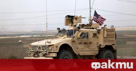 Няколко американски военни са ранени, след като военен конвой на
