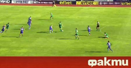 Отборът на Етър постигна изключително важна победа срещу Ботев Враца