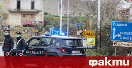 Координаторът на действията на областните власти на Сицилия в борбата