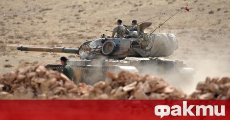 Срещу съвместен патрул на руските и турските военни в размирната