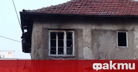 Възрастна жена е починала при пожар в къща в бургаското