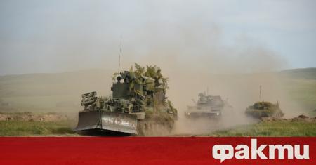 В североизточна Сирия руските войски се притекоха на помощ на