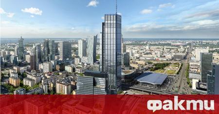 Varso Tawer е името на новата най-висока сграда в Европа,