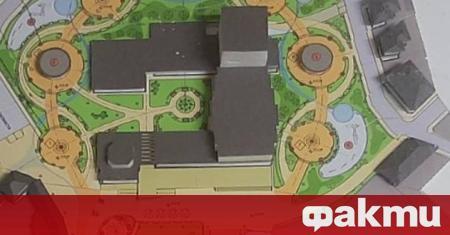 Проектът за новия облик на площад