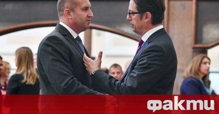 Президентът на Република Северна Македония Стево Пендаровски не вижда необходимост