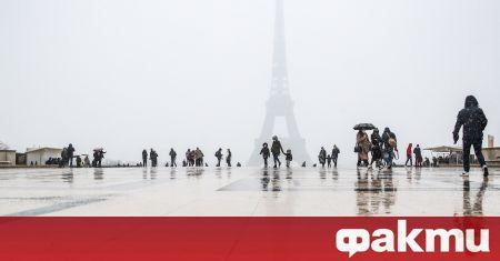Голям брой граждани излязоха на протест във Франция, съобщи РИА