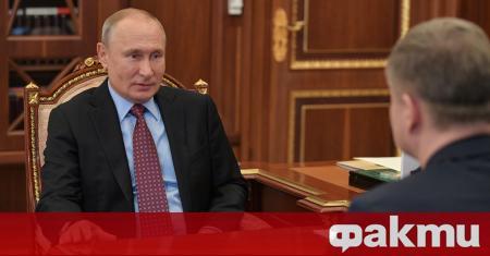 Руският президент Владимир Путин, позовавайки се на мнението на експерти,