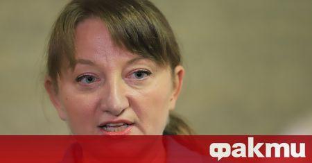 Министърът на труда и социалната политика – Деница Сачева, е