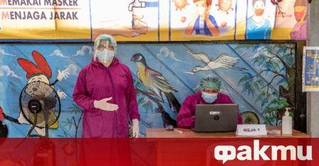 81 са новите случаи на британската мутация на коронавируса, установени