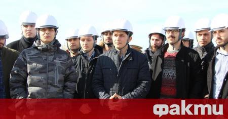 """На площадката за изграждане на АЕЦ """"Аккую"""" в Турция завърши"""